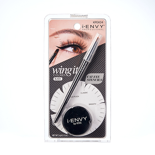 KISS i-ENVY Professional Wing it Eyeliner Kit (PKPEK04)